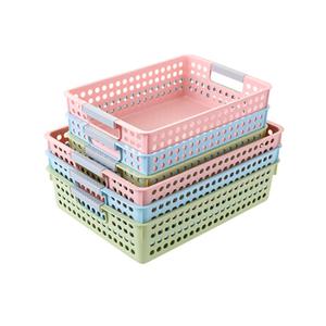厨房浴室桌面收纳置物篮子